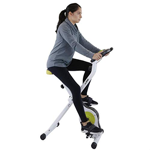 best budget folding exercise bike review