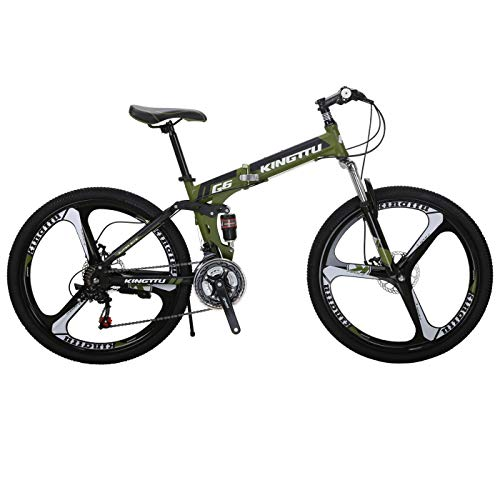 folding mountain bike reviews