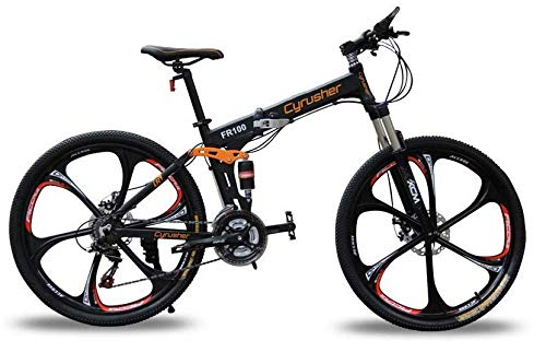 Best folding mountain bike