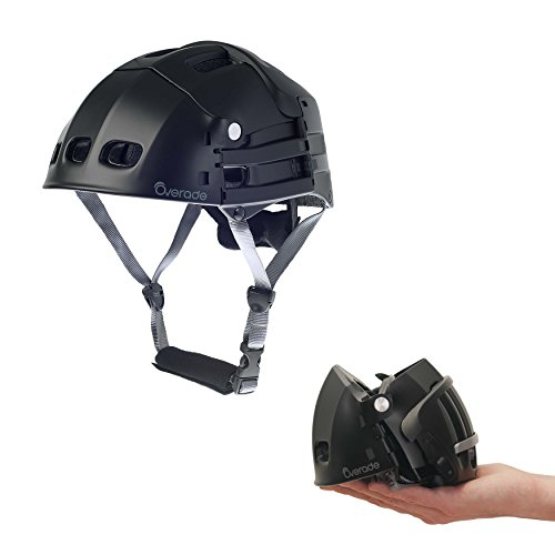 Overade Plixi Fit Foldable Bike Helmet