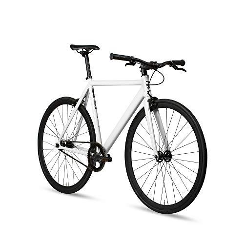 6KU Aluminum Fixed Gear Single-Speed Bike