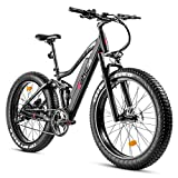eAhora AM100 AM200/350W 500W Electric Mountain Bicycle