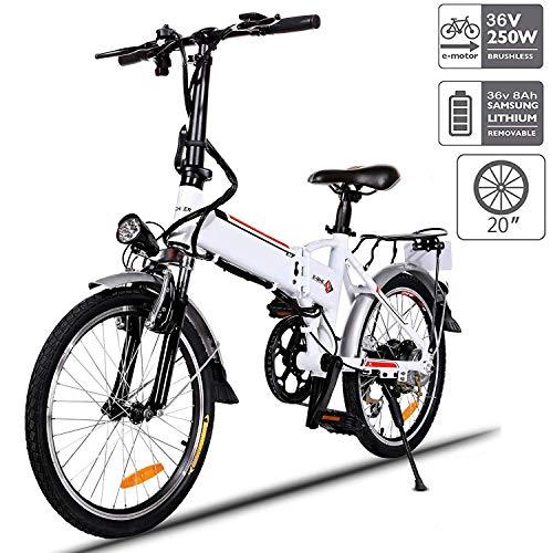 Aceshin folding electric bike review
