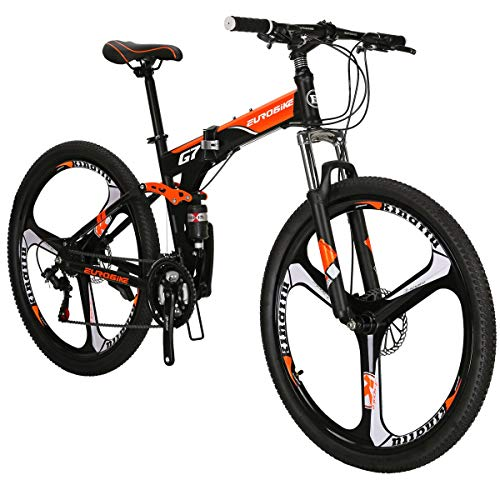 Foldable mountain bike reviews
