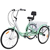 VANELL 7 Speed Adult Tricycle