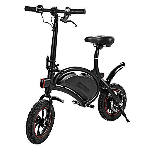 Shaofu folding electric bike review