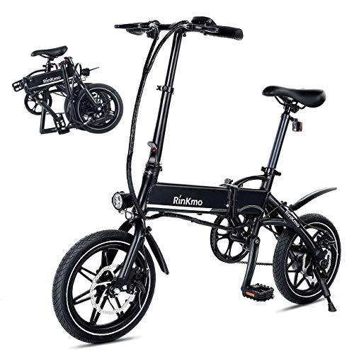 RINKMO FEB-S1 folding electric bike review