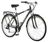 Schwinn Discover Hybrid Bike for Men and Women, 21-Speed, 28-inch Wheels, 18-inch/Medium Frame,...