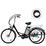 Viribus 3 Wheel Electric Bike for Adults