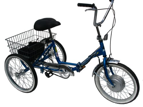 worksman Adult Trike Lightning Electric Tricycle