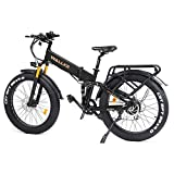 W Wallke Ebike Folding Electric Bike