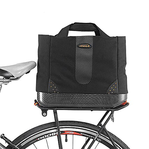 Ibera Bicycle Shopping Bag for Grocery, commuting