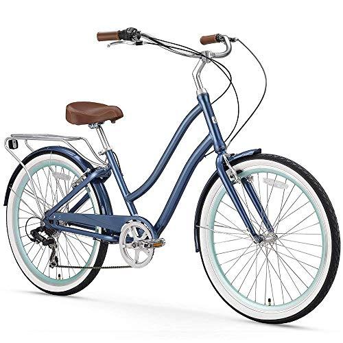 sixthreezero Women's Hybrid Cruiser Bicycle