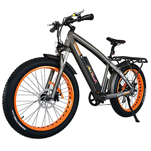 Addmotor MOTAN Electric Mountain Fat Tire 26 Inch Power Electric Bike