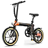 Macwheel Folding Electric Bike