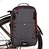 Pannier Backpack for Commuting and Travel