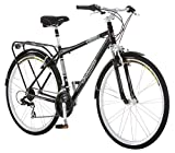 Schwinn Discover Hybrid Bike for Men and Women, 21 Speed, 28-Inch Wheels, Step-Through or Step-Over...