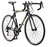 Schwinn Volare 1200 Adult Hybrid Road Bike, 28-inch wheel, aluminum frame, Grey