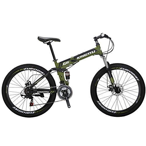Foldable mountain bike reviews