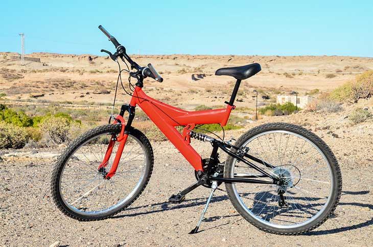 full suspension bike rydoze