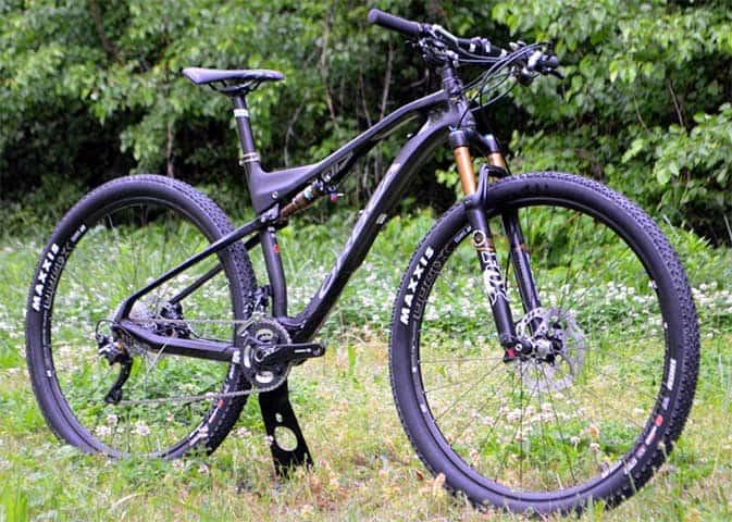 sus fork mountain bike