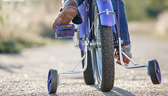 ​Training Wheels for kids