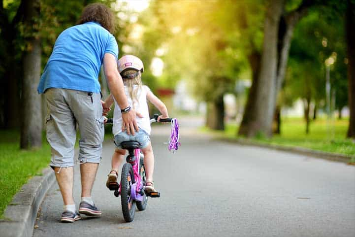 Choosing the Right Size Bike for Your Child