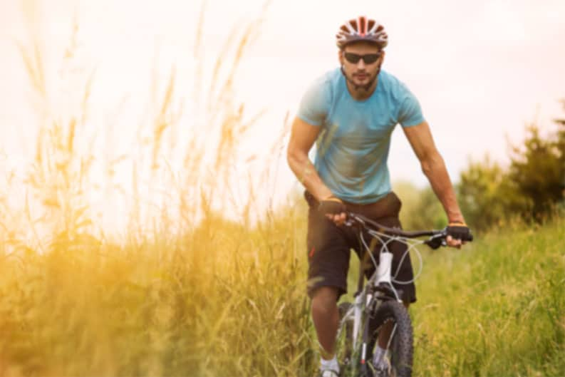environmental benefits of riding a bike