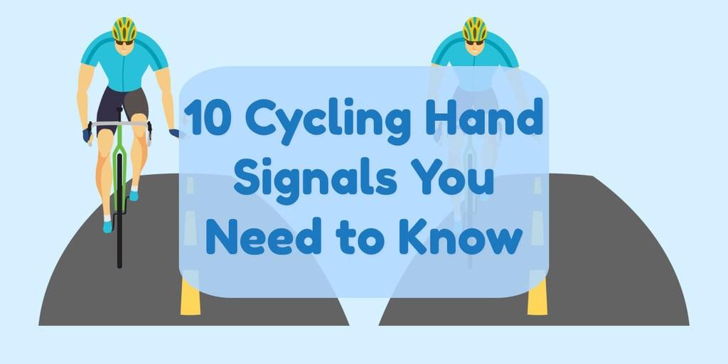 bike hand signals