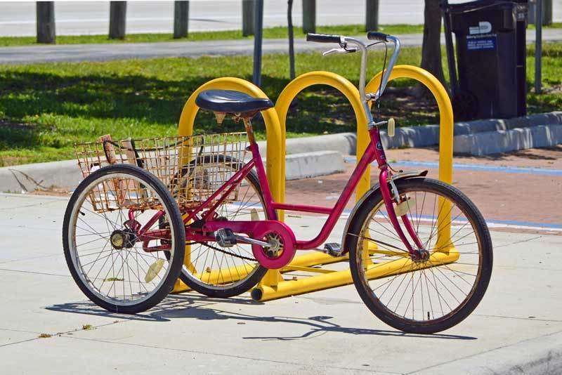 Build an Adult Tricycle from Bike