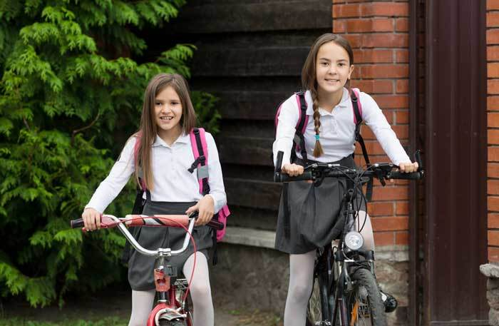 ​Bike Commuting with Kids
