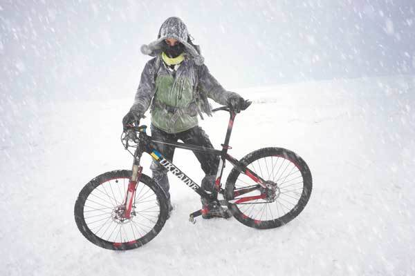 cycling weather