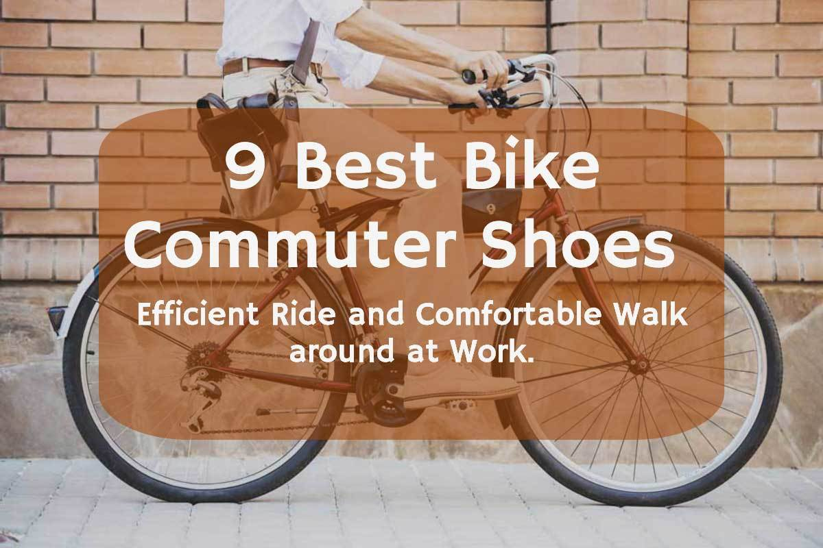 Best Commuter Bike Shoes | Buyers Guide