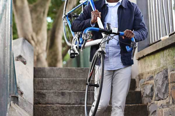 Get in a Workout on commute