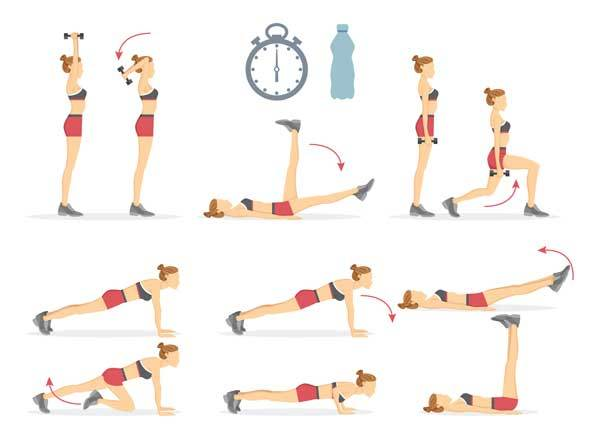 Try Tabata Intervals