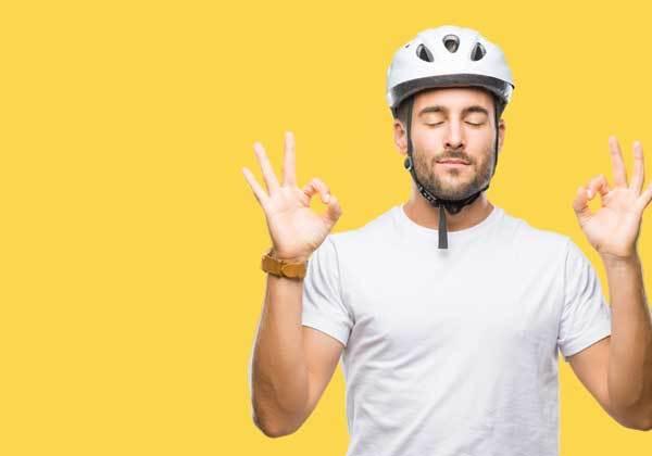 bike meditate