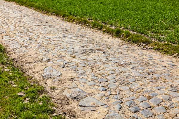 ​Cobbled Roads