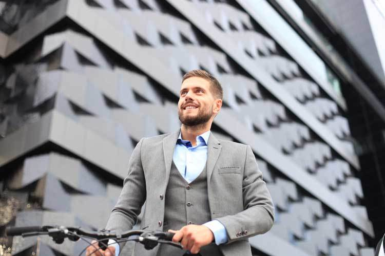 De Stress Cycling Commute