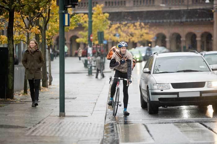 Handling a Long Bike Commute