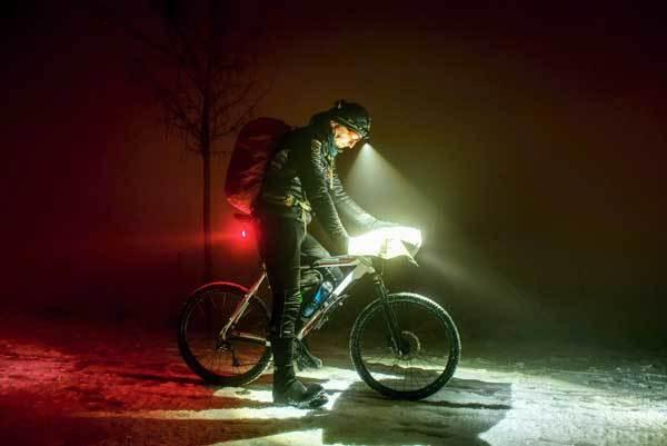 bike additional lights