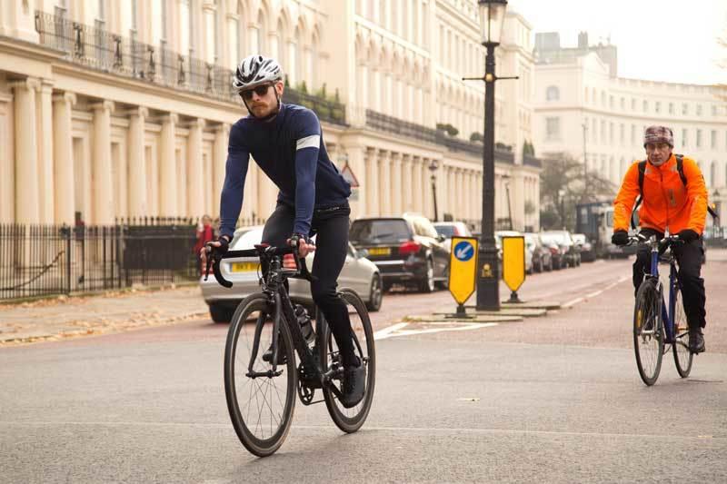 bike commute exercise