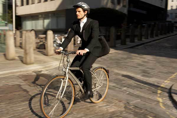 bike commute is the perfect time to prepare yourself