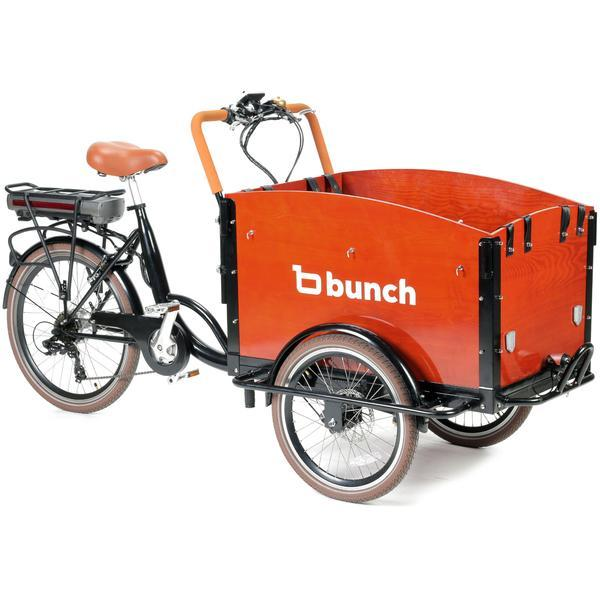 Bunchbike Family Cargo Bike