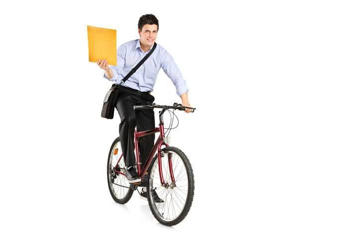 Convert commuter bike