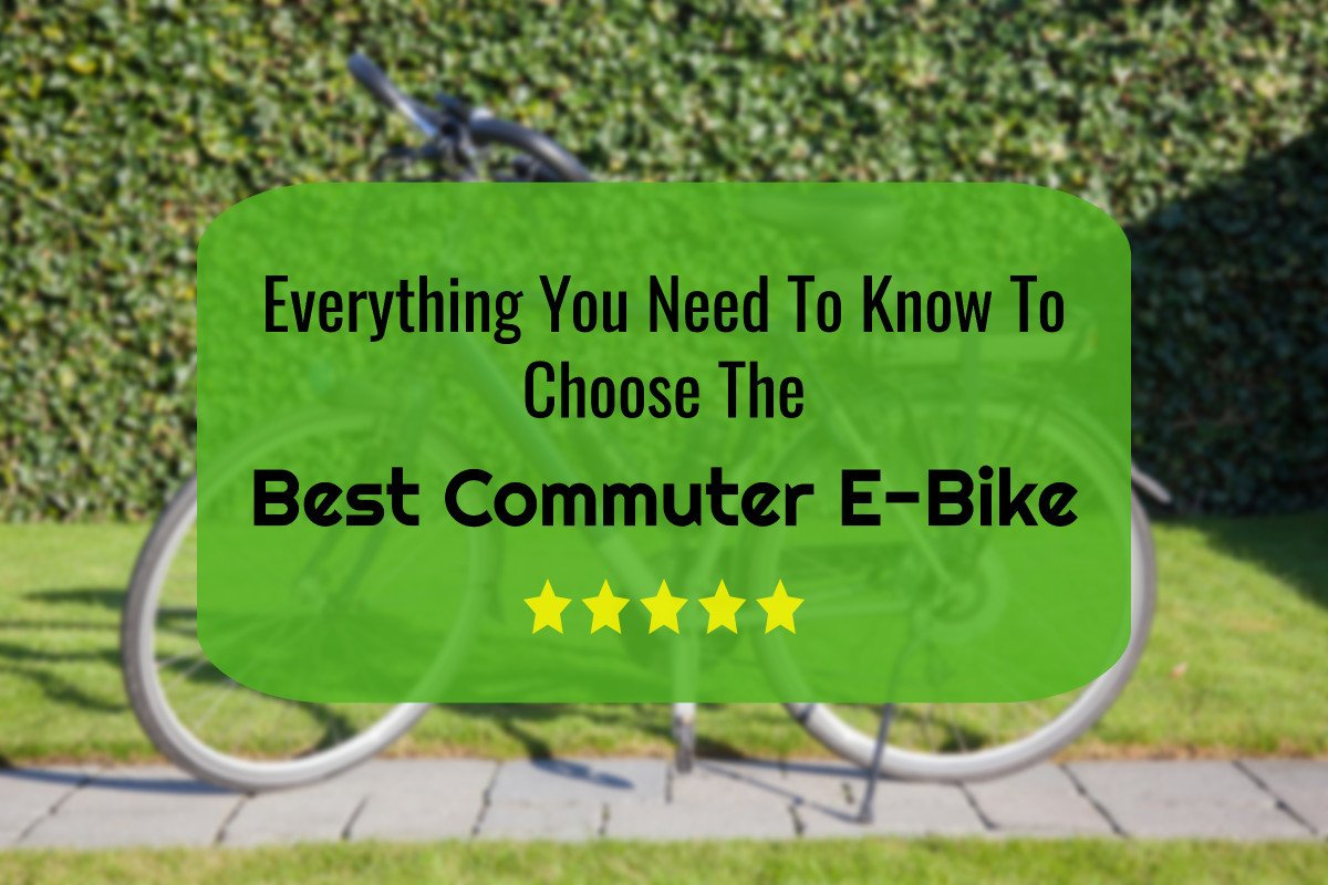 The Best Electric Commuter Bike 2019