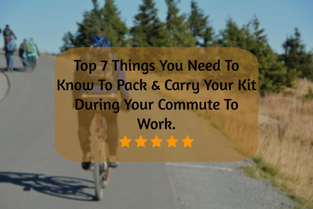 essential commute kit