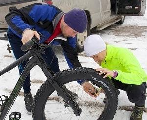 Fat Tire Pressure