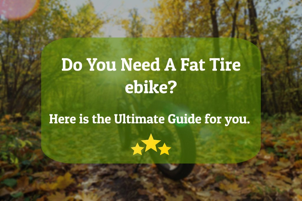 best fat tire ebike