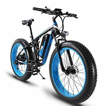 electric bike range calculator