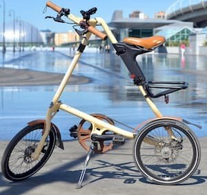 folding bike review